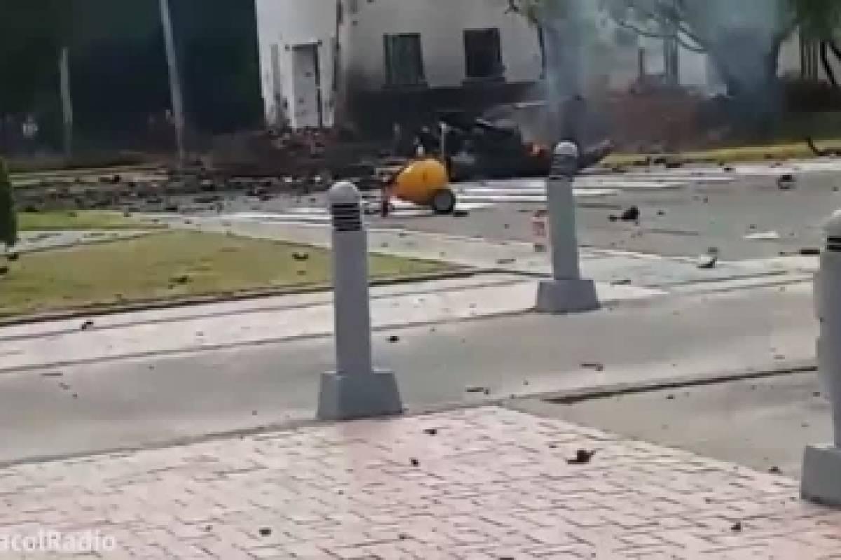 Uruguay repudió atentado en Colombia