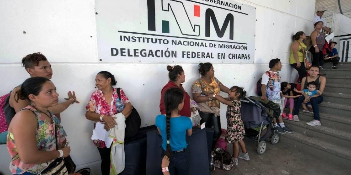 Un migrante guatemalteco fallecido y 12 heridos en diferentes incidentes en México