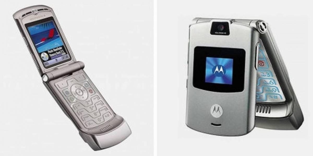 El legendario Motorola Razr podría volver como un smartphone plegable de 1500 dólares