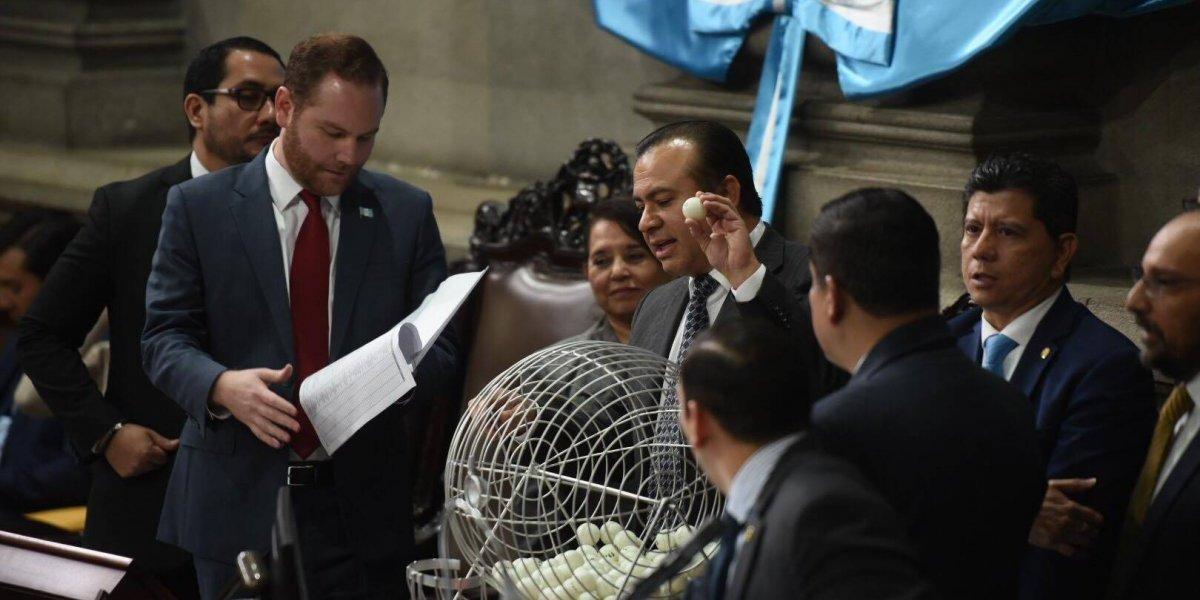 Integran comisión pesquisidora por antejuicio contra tres magistrados de CC