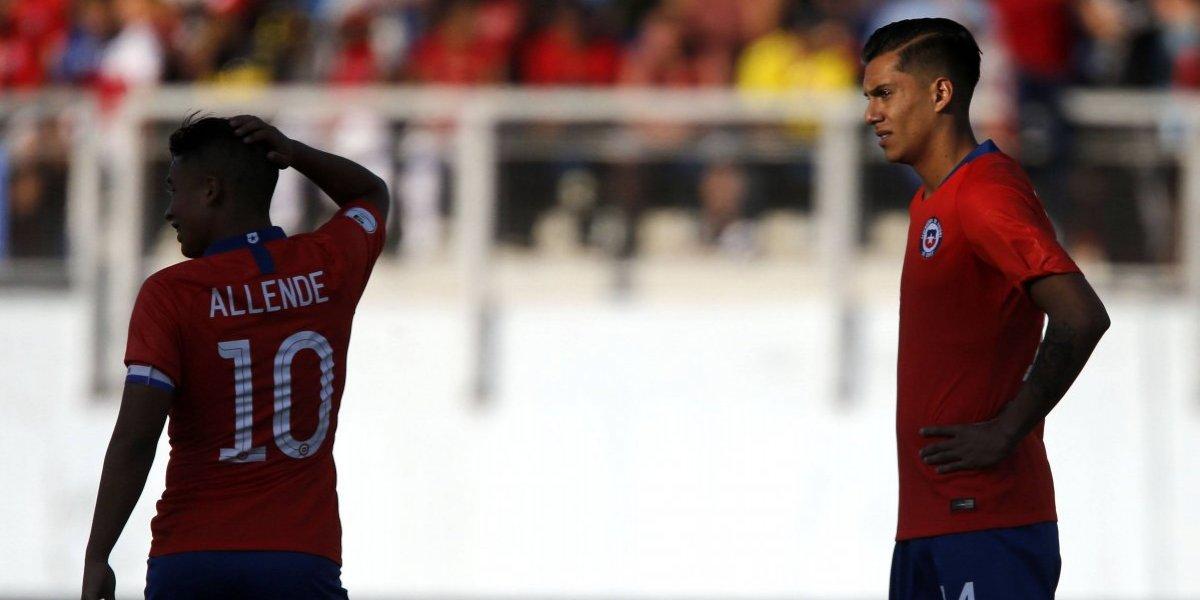 La Rojita no estuvo a la altura en el debut y apenas empató ante Bolivia en el Sudamericano Sub 20