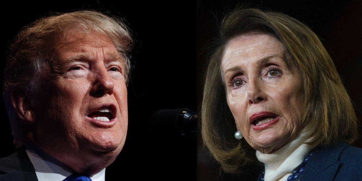 Llevarán a Senado plan de Trump por muro