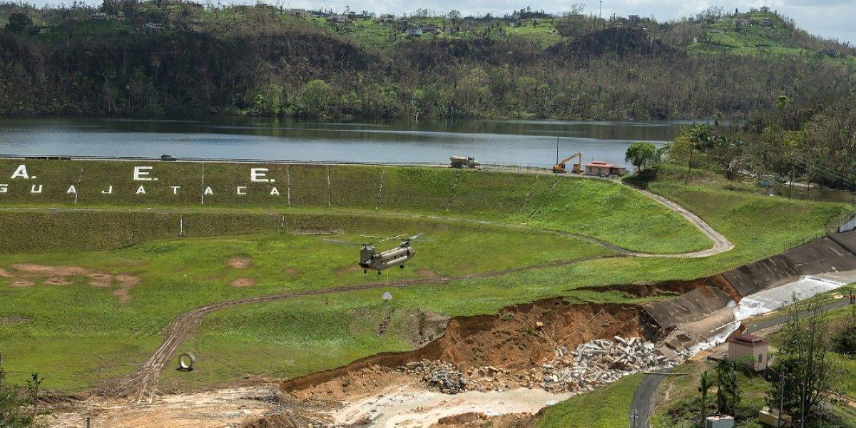 Abrirán compuertas de la represa Guajataca para nivelar el embalse