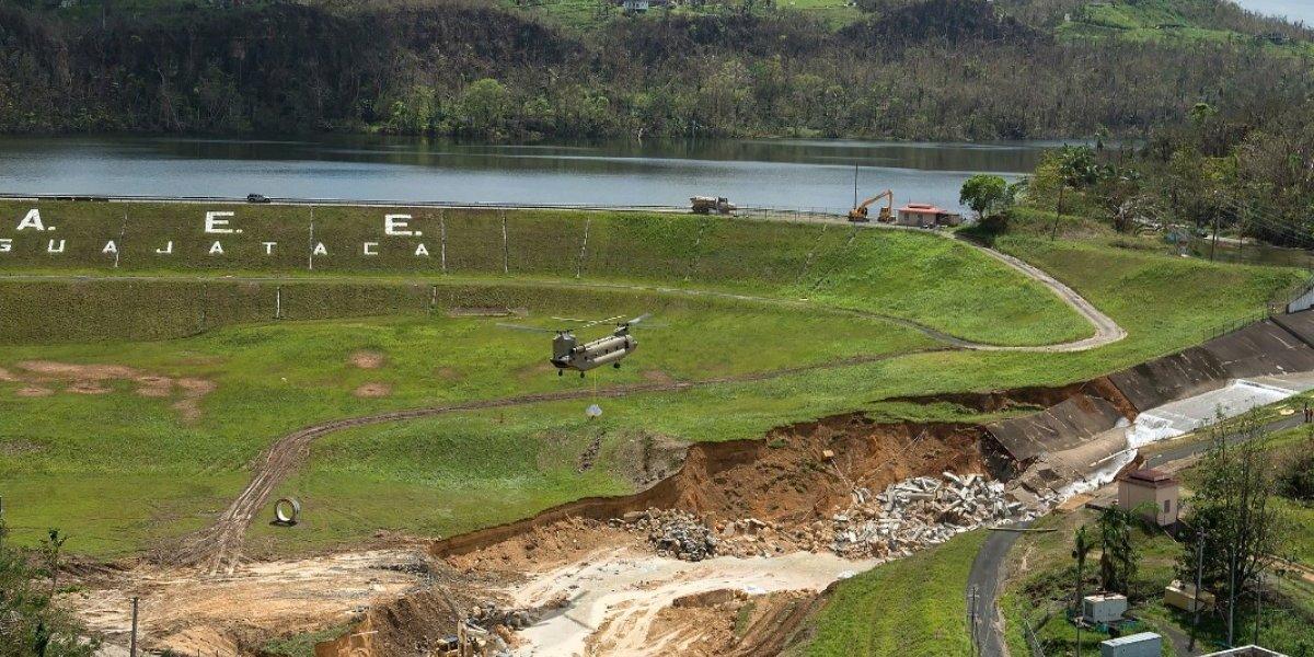 Exhortan uso prudente del agua ante ajustes operacionales en Embalse Guajataca