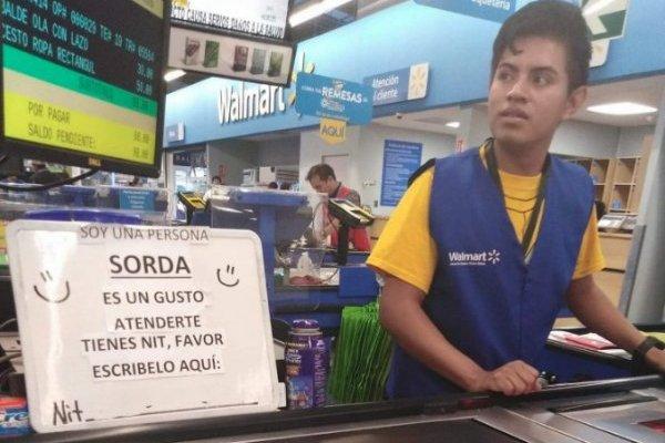 Walmart sin barreras