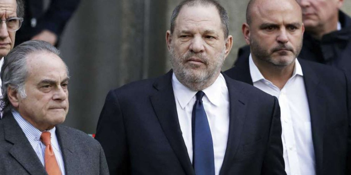 Weinstein se quedó sin su abogado