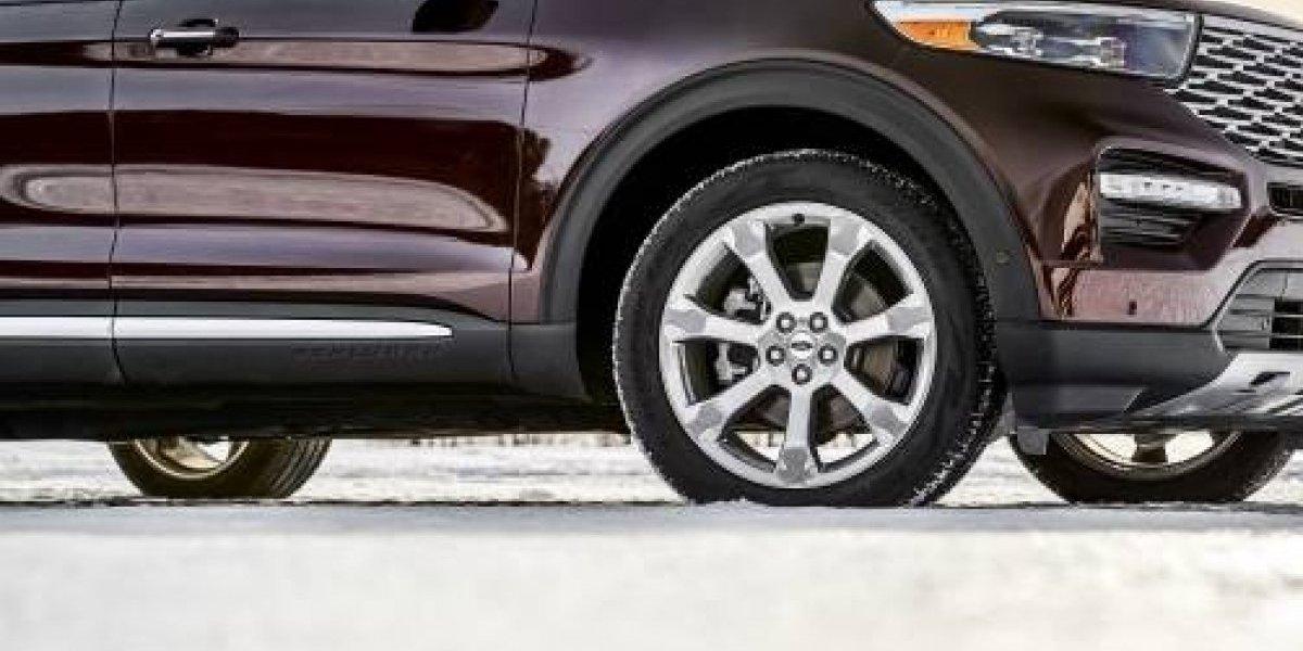 Veja as fotos da Ford Explorer 2020; Carro foi apresentado no Salão de Detroit