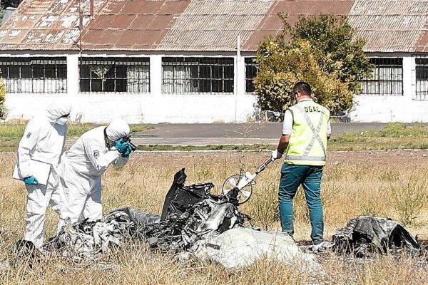 Acusan irregularidades en explosión de nave en el aeródromo