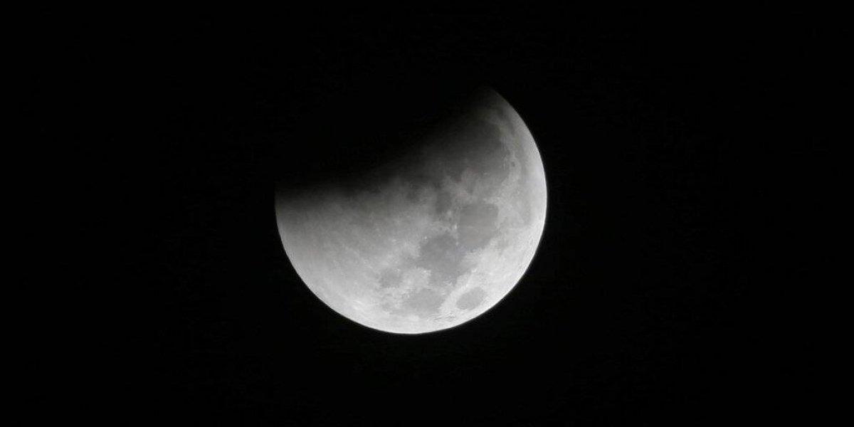 Habrá eclipse lunar, superluna y luna de sangre simultáneos este fin de semana
