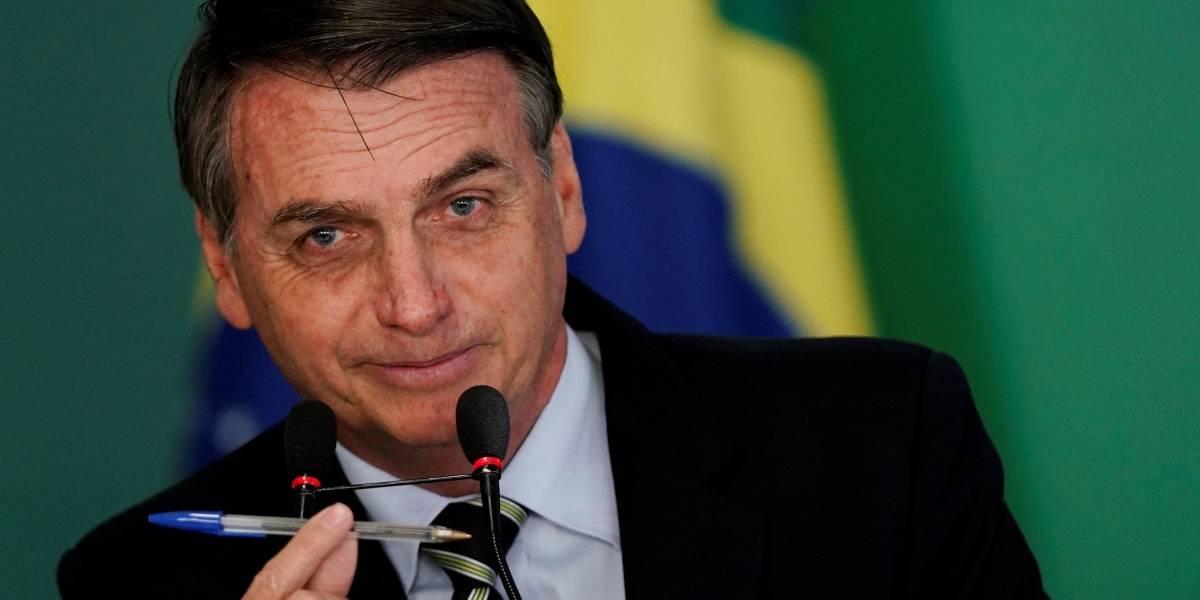 Bolsonaro revoga decreto sobre sigilo de dados aplicado por Mourão