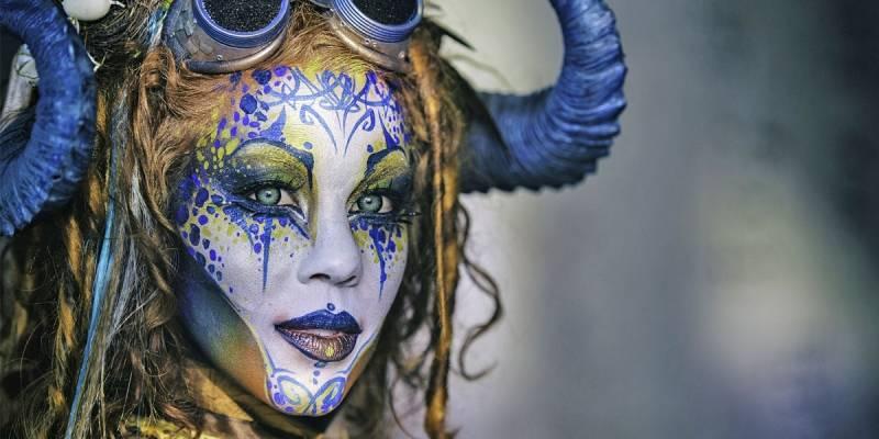 Lo dice la ciencia: el Body-painting te protege contra cualquier insecto chupasangre