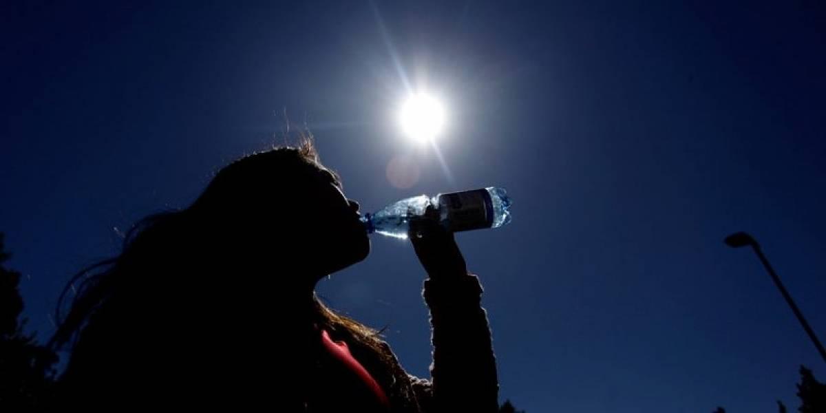 Alerta preventiva en seis regiones por temperaturas extremas: máximas alcanzarán los 37 grados