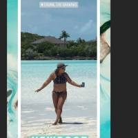 La doctora Polo estremeció las redes sociales al mostrarse en bikini