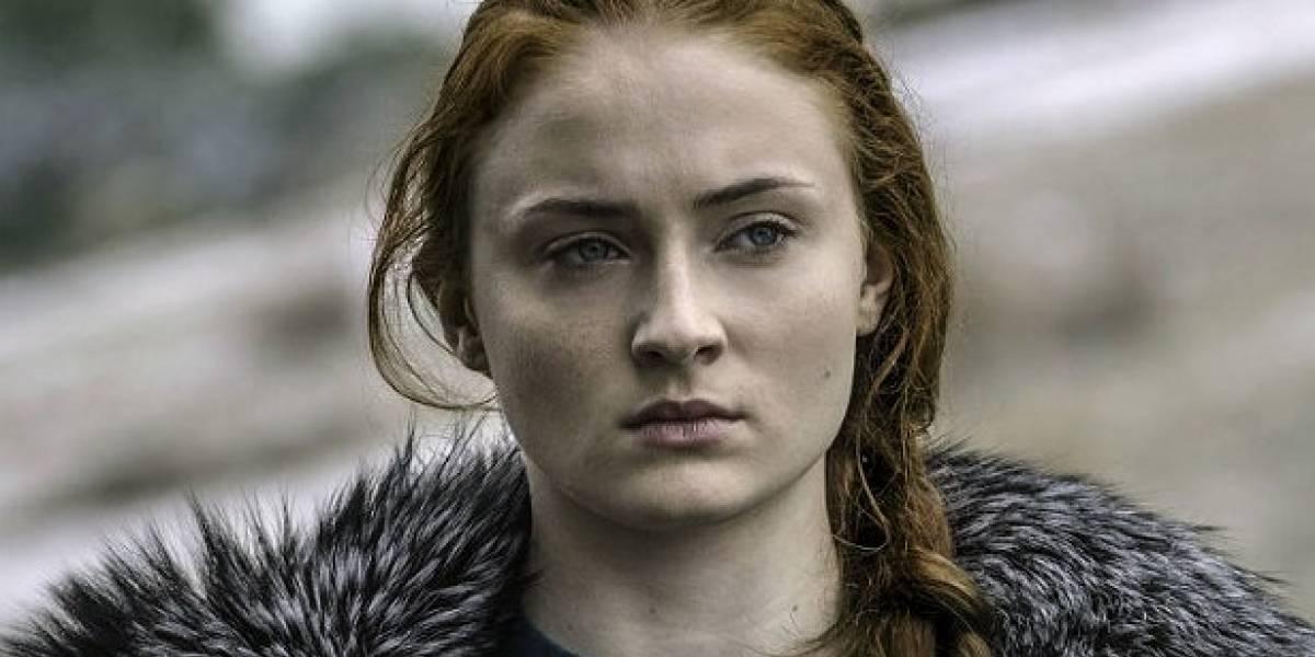 'Game of Thrones': Sophie Turner reveló qué fue lo más desagradable de grabar la serie