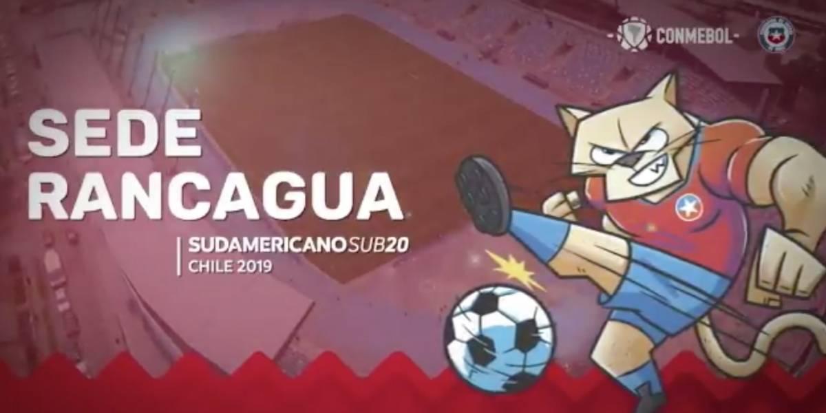 Esta es la canción oficial del Sudamericano Sub 20 ¿Se parece al 'Waka Waka' de Shakira?
