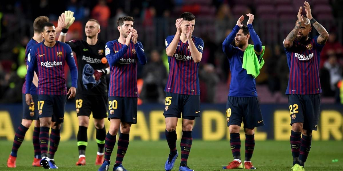 ¡Atención! Barcelona conoció si fue o no eliminado de Copa del Rey por alineación indebida