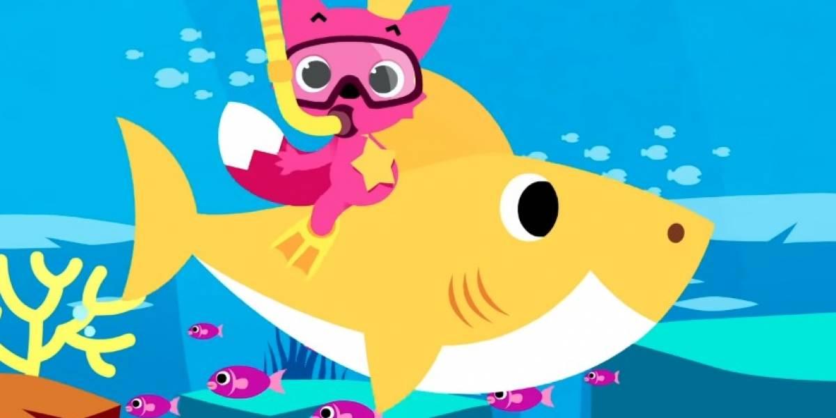¿Por qué la canción infantil 'Baby Shark' es tan popular? La ciencia tiene la explicación