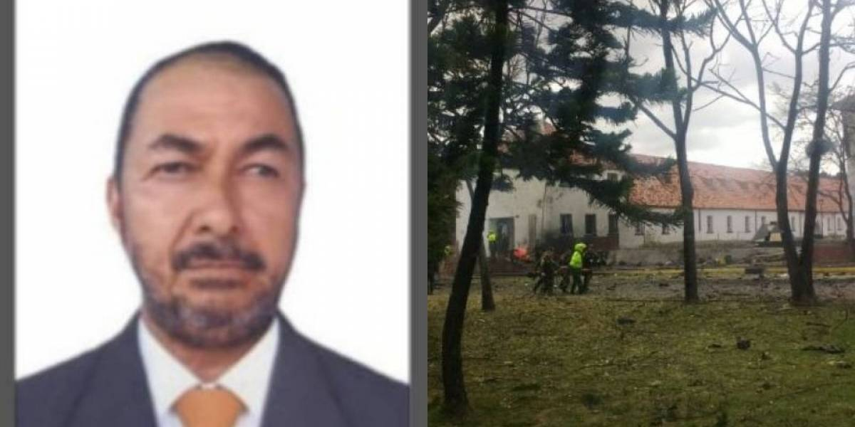 Así identificaron al autor material del atentado contra la Escuela de Cadetes