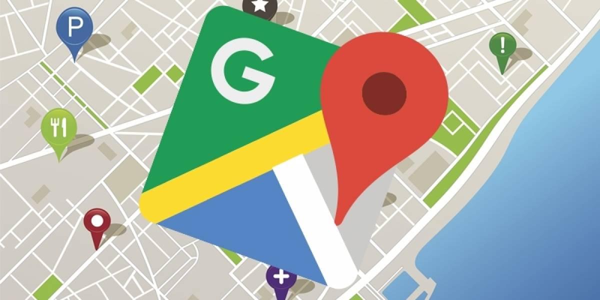 Google Maps te avisará de los radares