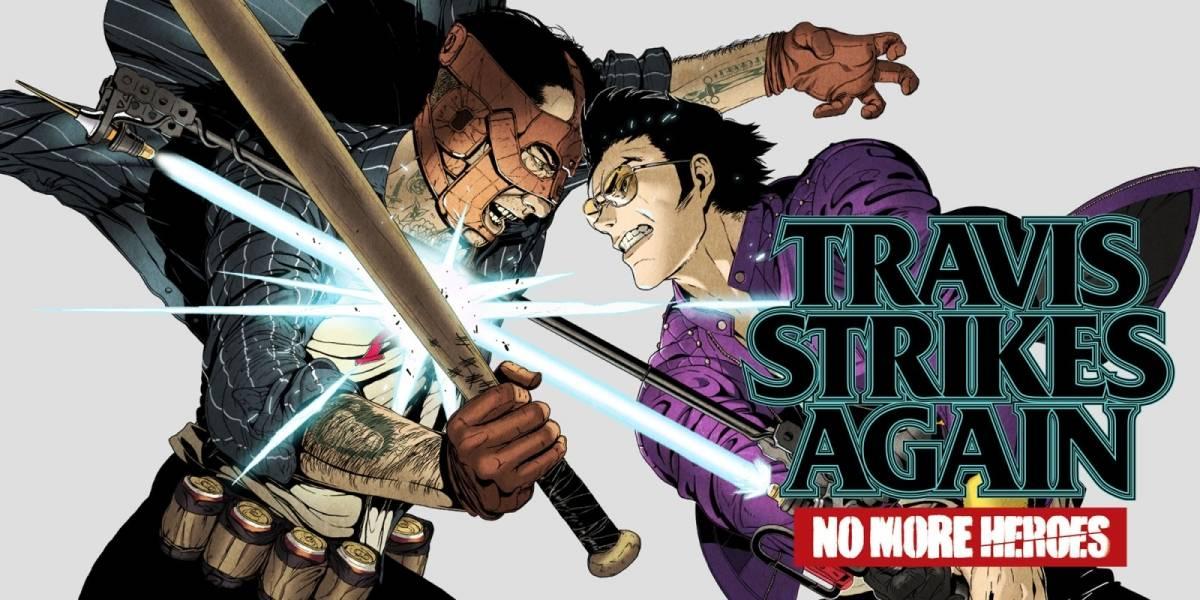 """""""Travis Strikes Again: No More Heroes"""": un título para Switch que no te dejará indiferente"""