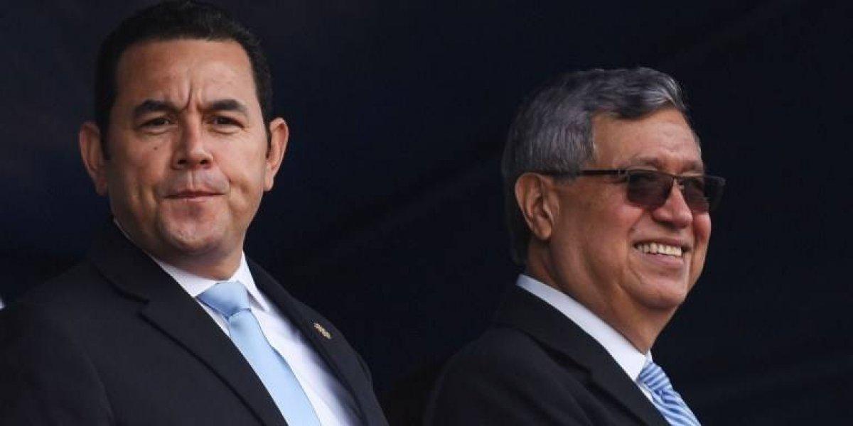 Percepción de corrupción en Guatemala alcanza mayor nivel en el gobierno de Morales