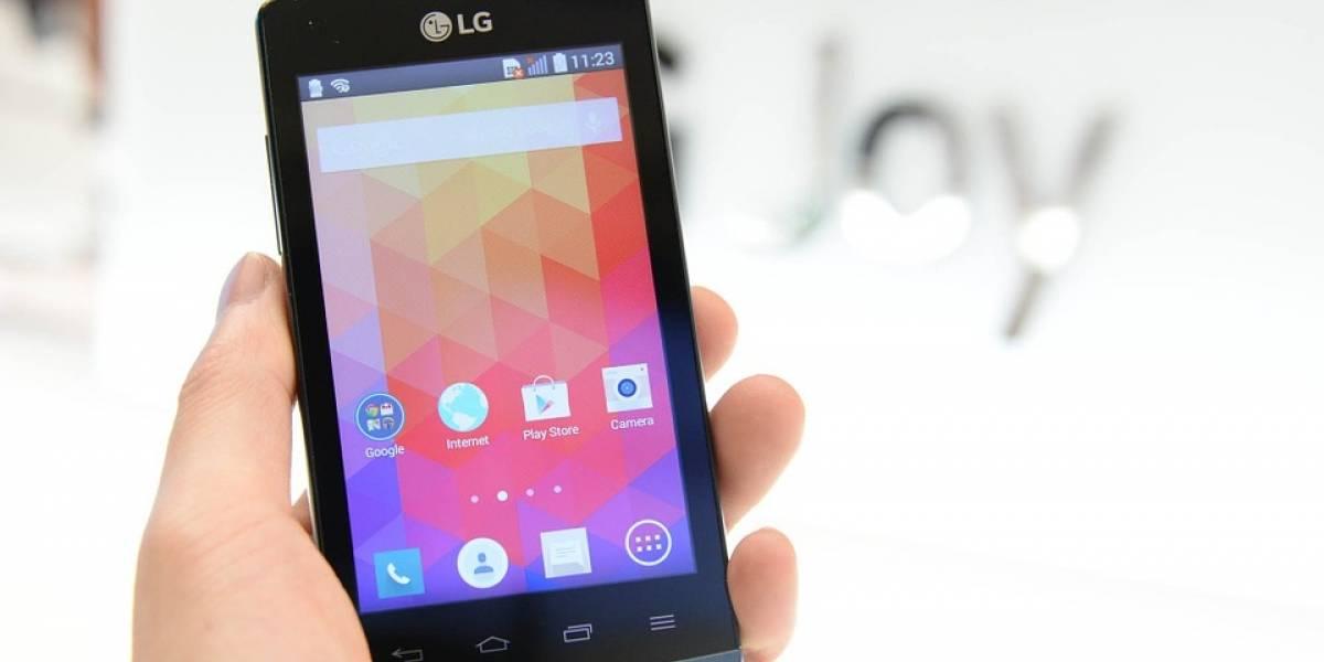 Tecnologia: LG deve apresentar um smartphone com tela acoplável