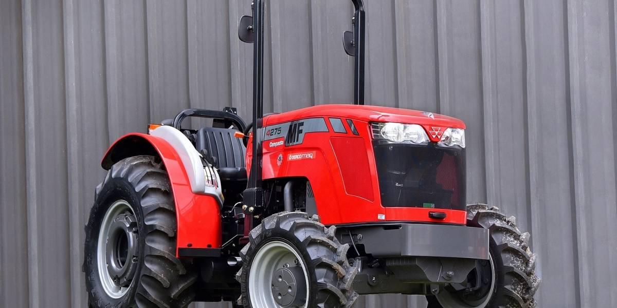 Massey Ferguson saca edición conmemorativa de su tractor más vendido