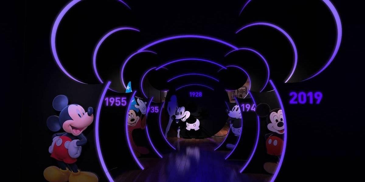 Mickey faz 90: exposição em SP recria trajetória do famoso ratinho
