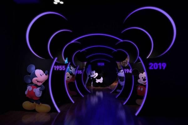 Expo Mickey 90 Anos