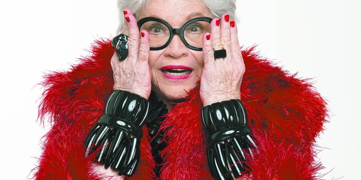 Prestes a fazer 90 anos, Nathalia Timberg encarna ícone da moda em 'Através da Iris'