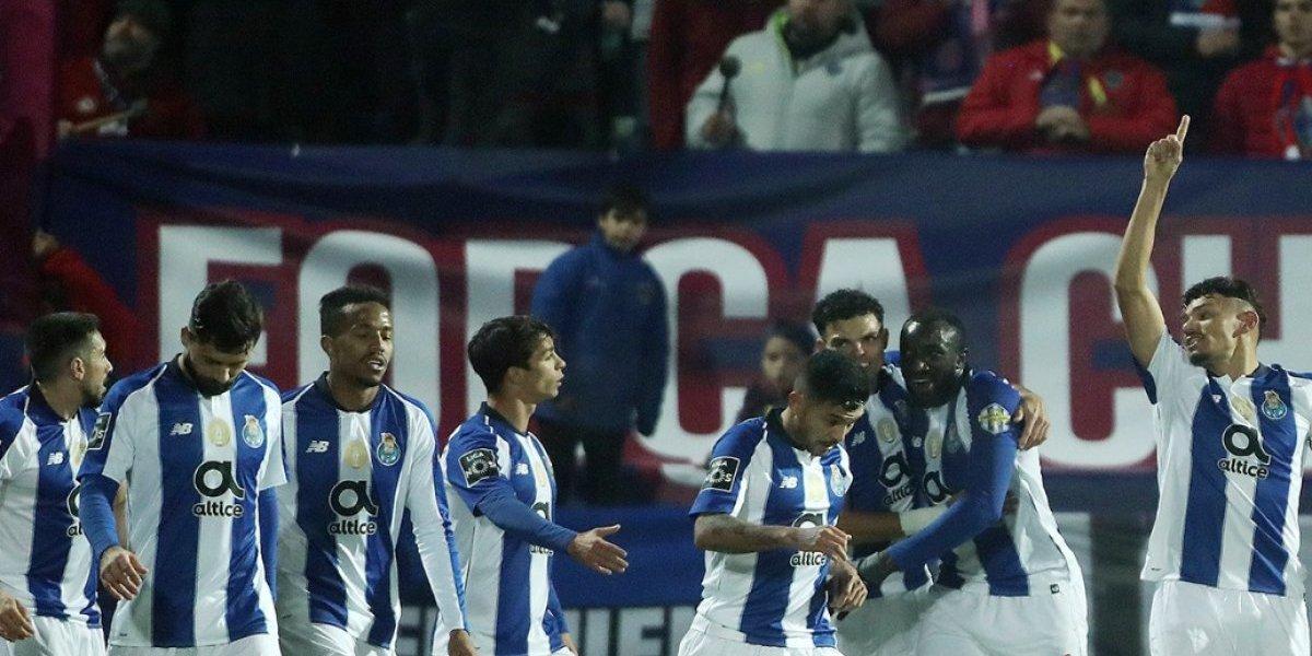 Porto de mexicanos regresan a la actividad con una victoria contundente 03a9cb85bd4