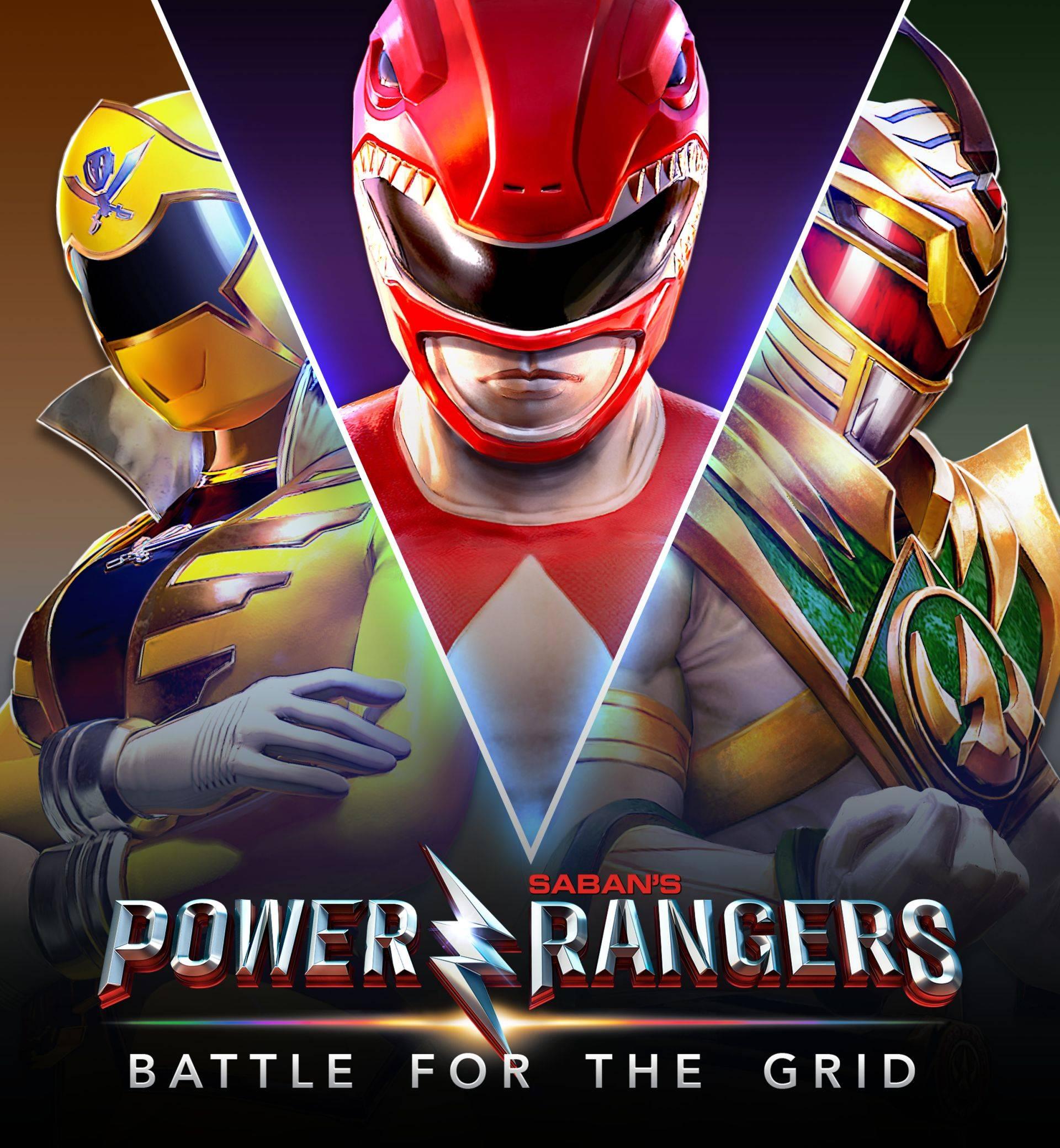 Los Power Rangers Tendran Un Nuevo Juego De Peleas Para Ps4 Xbox