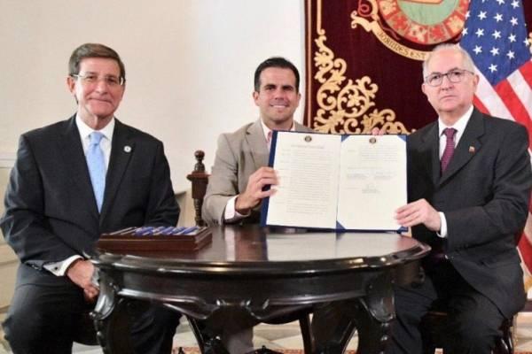 Rosselló reconoce a Juan Guidó como presidente interino de Venezuela
