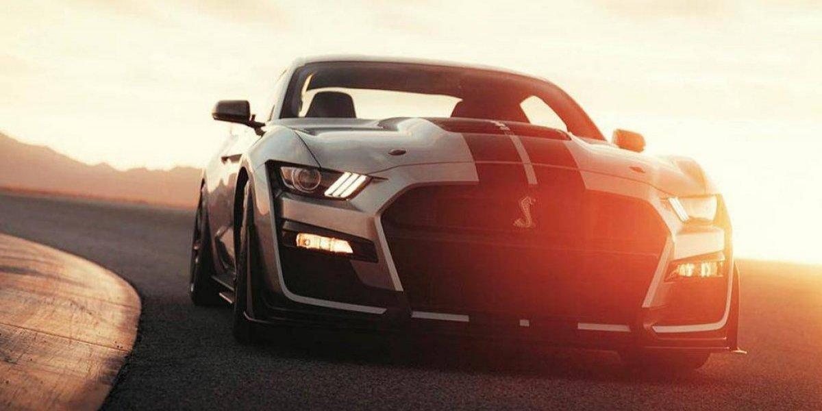 Confira as fotos do novo Ford Mustang Shelby GT500 apresentado no Salão de Detroit