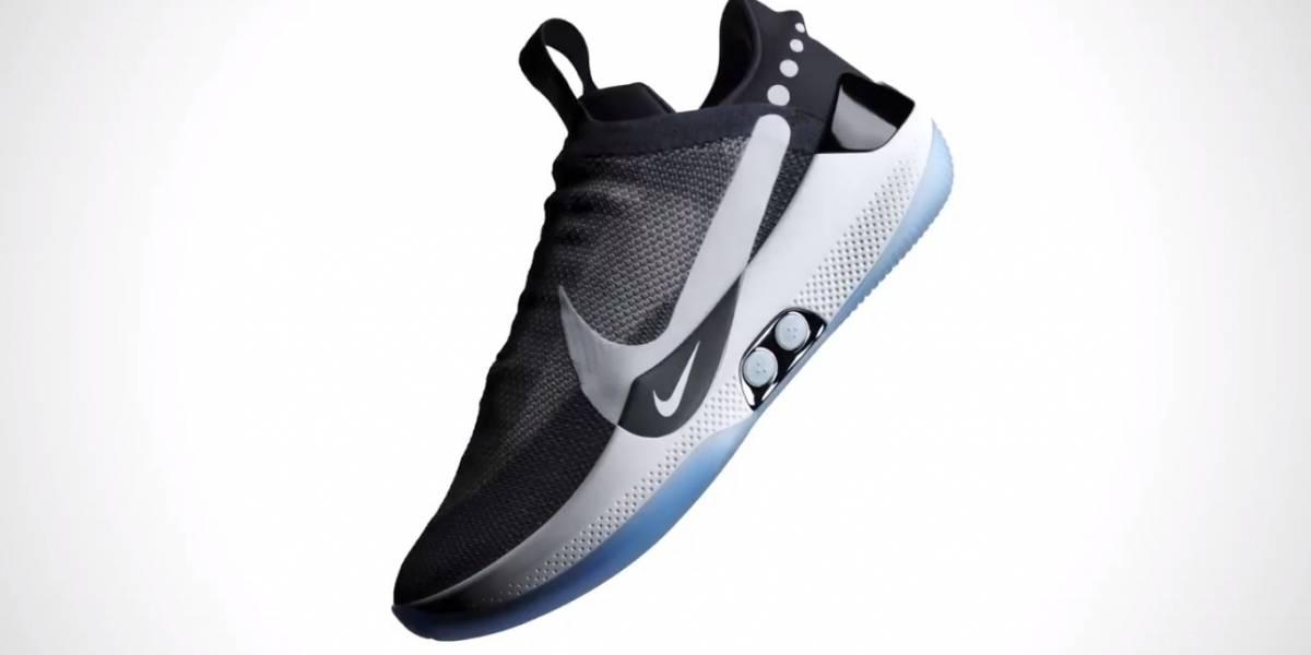 Inspirado no futuro! Nike lança tênis que pode ser ajustado pelo celular