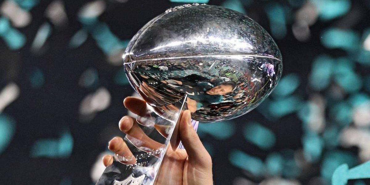 Todo listo para el Super Bowl