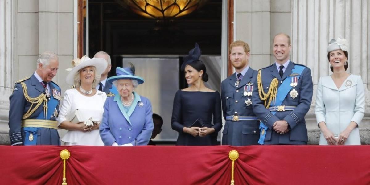 Príncipes William y Harry separan sus hogares y oficinas por Kate y Meghan