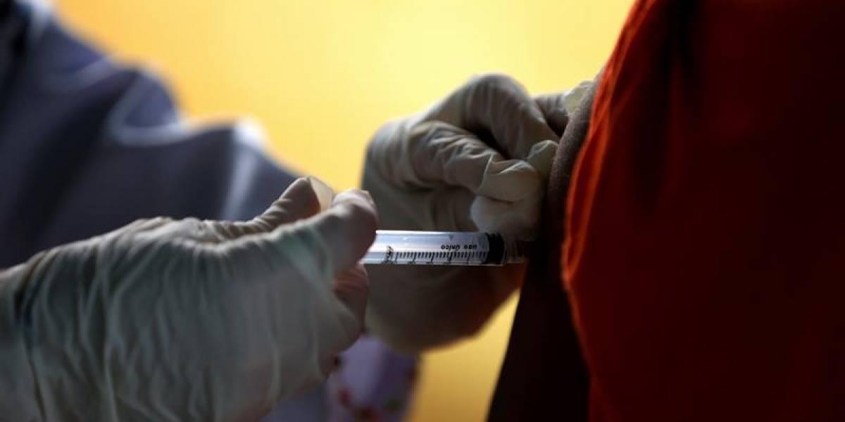 Guatemala vacunó a 865.000 jóvenes contra sarampión, paperas y rubeola