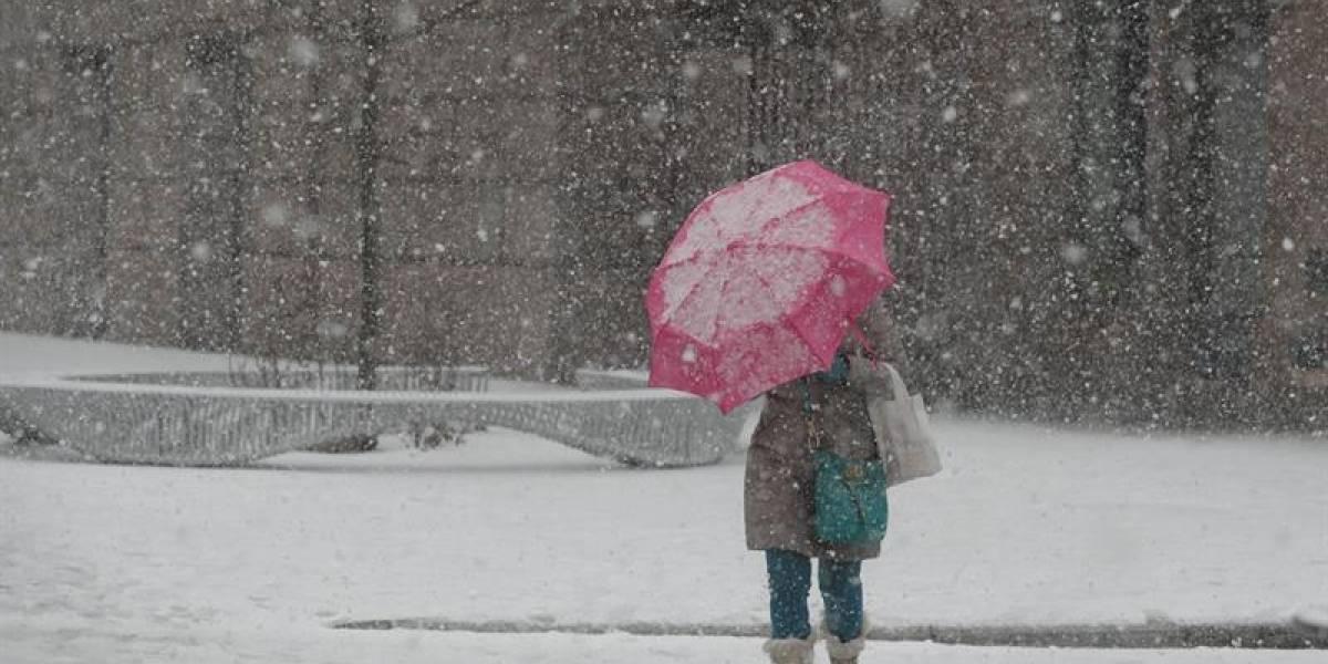 Nueva York se prepara para un fuerte temporal y gélidas temperaturas