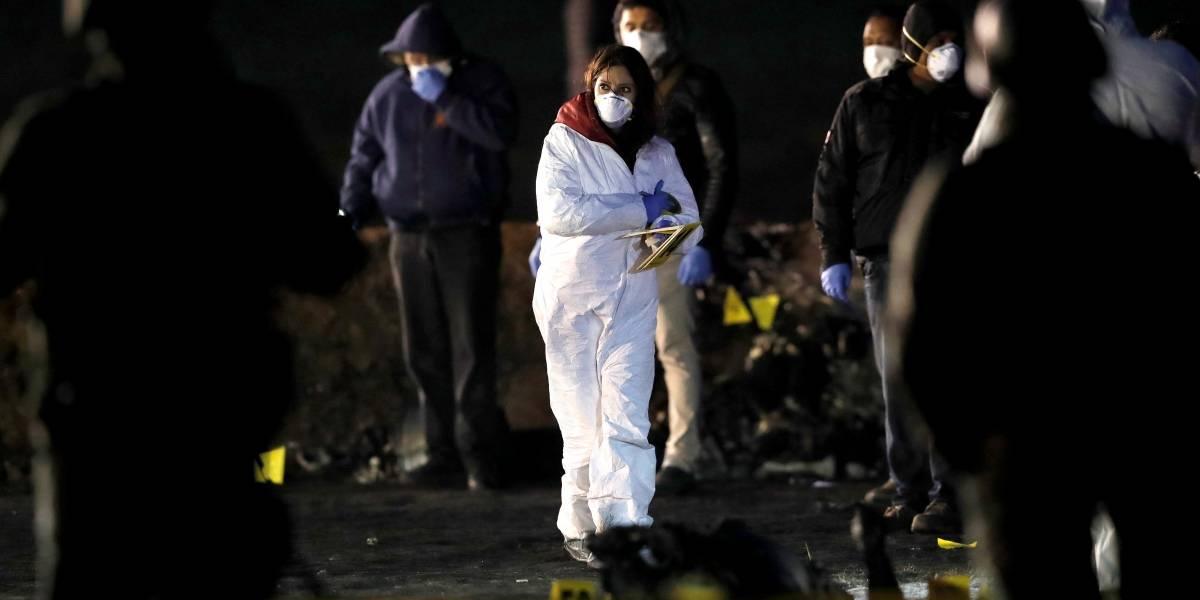 Explosão no México: sobe para 79 o número de mortos