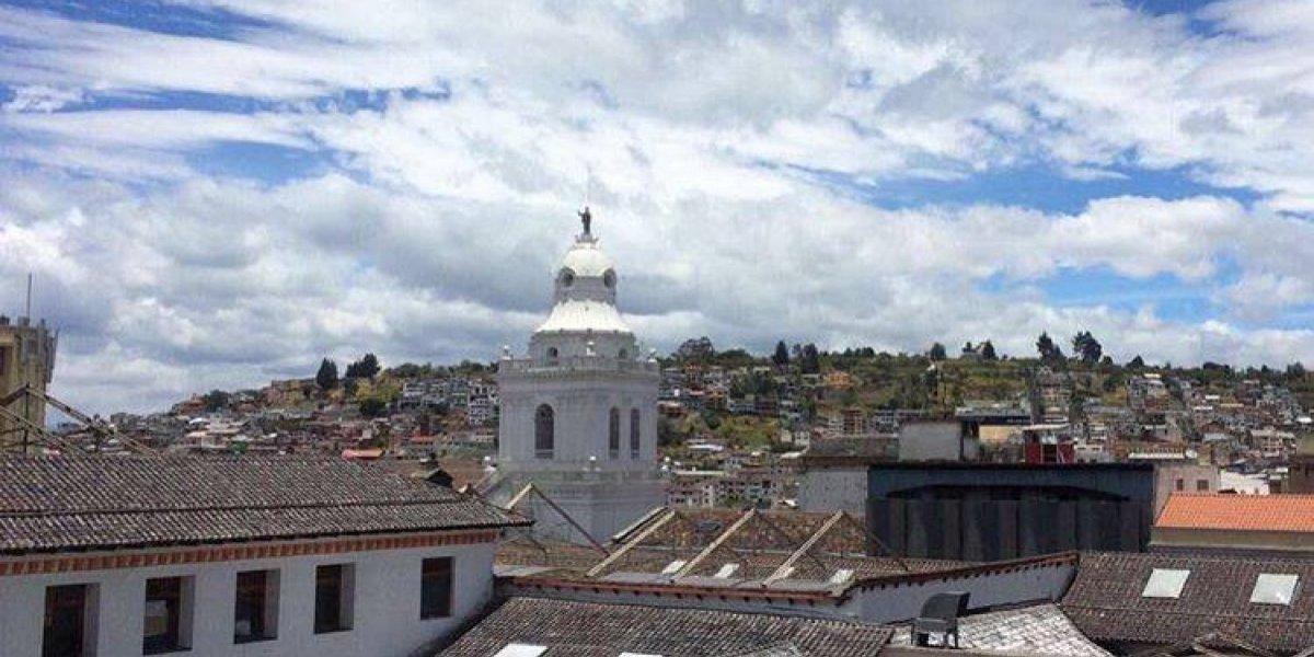 INAMHI: Este es el pronóstico del tiempo para Quito