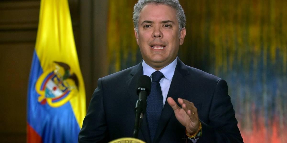 Duque cancela negociaciones en Cuba con ELN tras atentado en Bogota