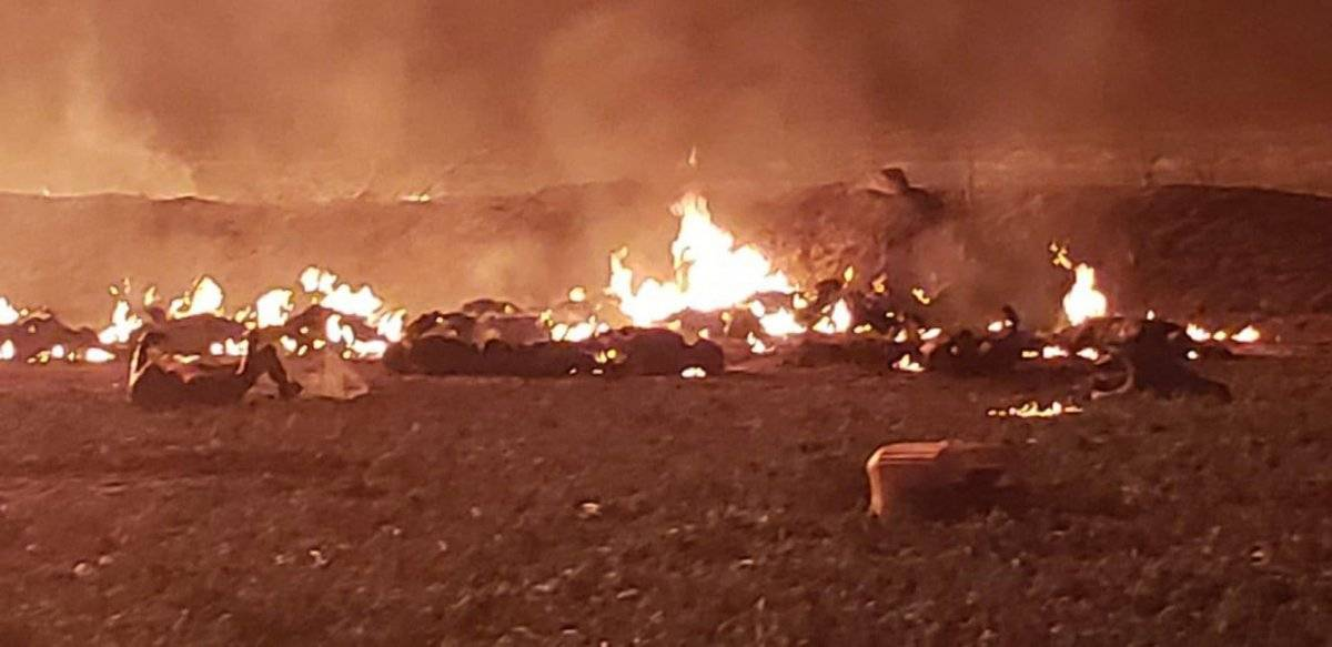 66 muertos deja explosión en toma clandestina de gasolina en México EFE