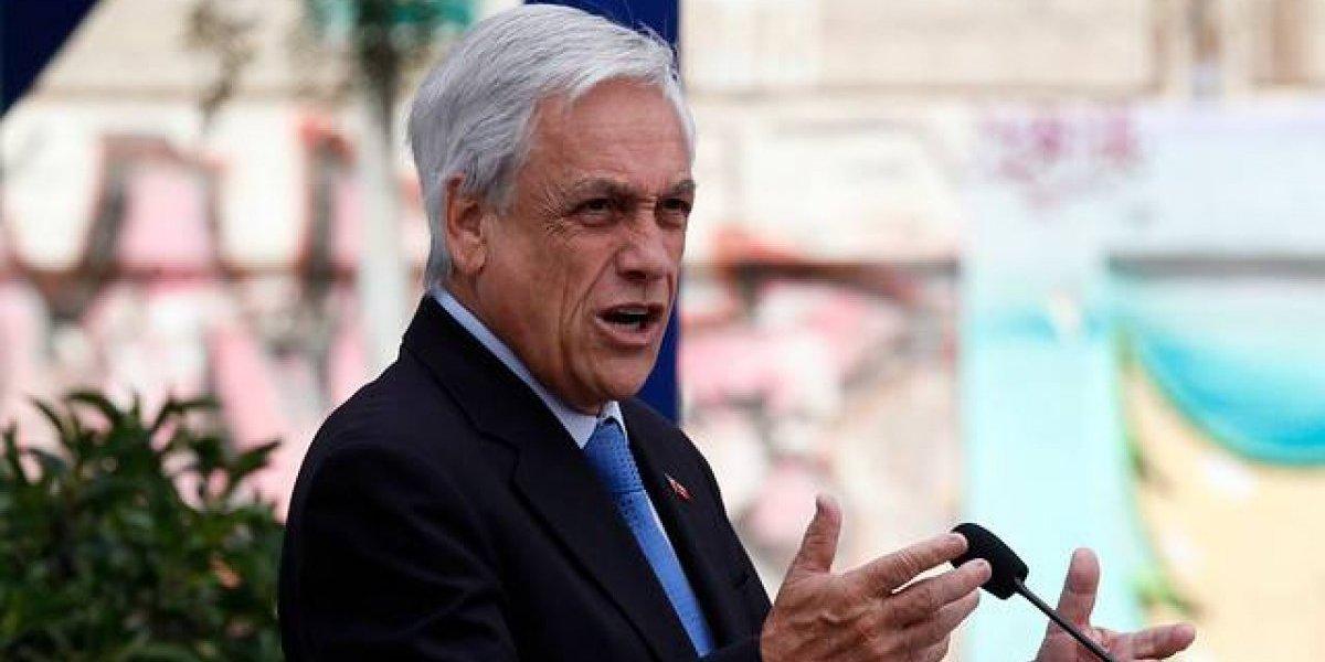 Llegaría esta tarde a la zona: Presidente Piñera suspende sus vacaciones para viajar a Calama