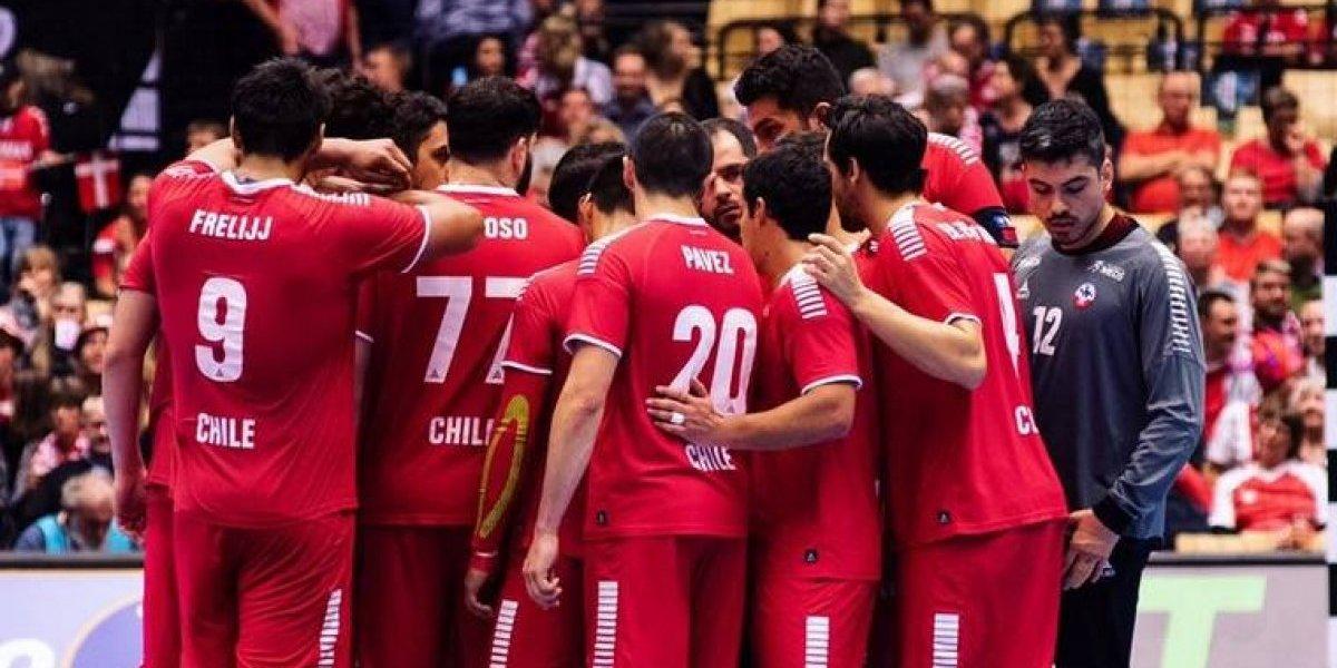 Chile no pudo ante Qatar y tendrá que luchar por el lugar 15° en el Mundial de Balonmano