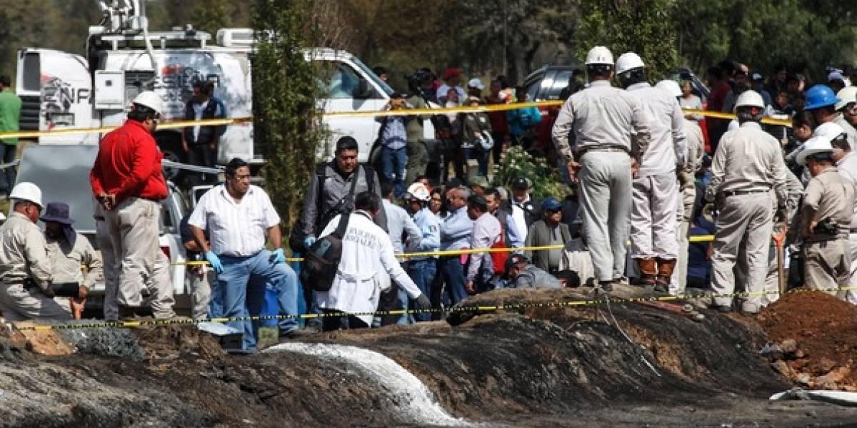 Resultado de imagen para EXPLOSION EN TLAHUELILPAN