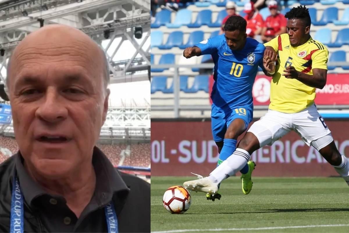 Colombia Sub 20: Críticas De Carlos Antonio