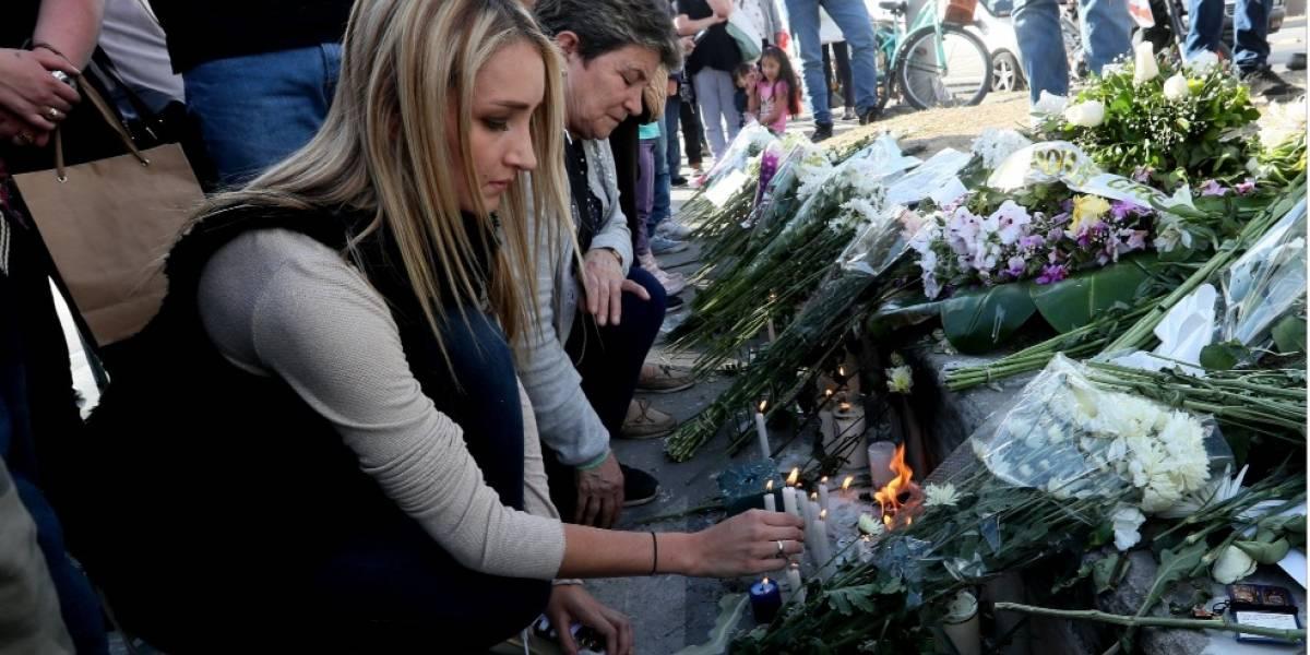 Recorrido de la movilización contra el terrorismo de este domingo en Bogotá