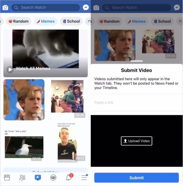Facebook está preparando