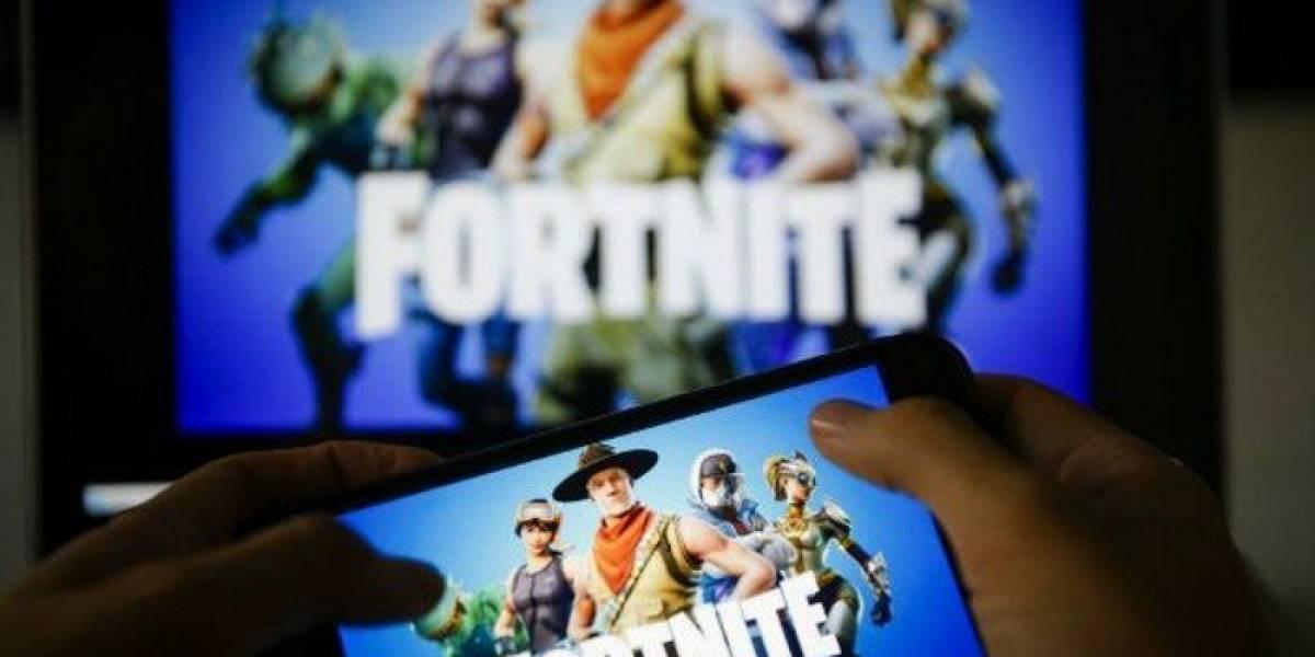 ¡Increíble ! Fortnite es el competidor numero 1 de Netflix